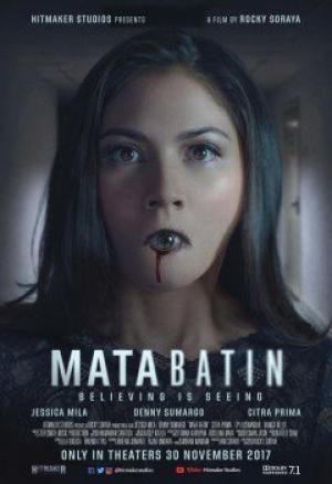 Con Mắt Thứ Ba: Mắt Âm Mata Batin: The 3Rd Eye.Diễn Viên: Jessica Mila,Bianca Hello,Denny Sumargo