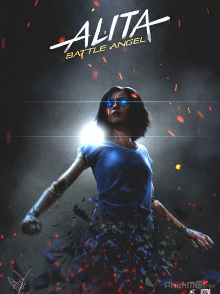 Thiên Thần Chiến Binh - Alita: Battle Angel Thuyết Minh (2019)