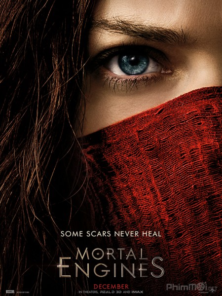 Cỗ Máy Tử Thần Mortal Engines.Diễn Viên: Sofia Boutella,Tom Conti And George Sampson,See Full Cast And Crew