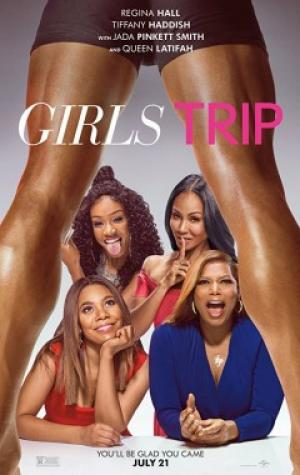 Chuyến Đi Của Những Cô Gái Girls Trip.Diễn Viên: Jada Pinkett Smith,Mike Colter,Tiffany Haddish,Queen Latifah,Larenz Tate