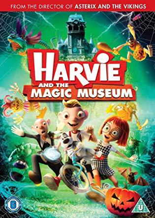 Harvie Và Bảo Tàng Ma Thuật - Harvie And The Magic Museum