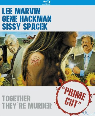 Xúc Xích Thịt Người Prime Cut.Diễn Viên: Lee Marvin,Gene Hackman,Angel Tompkins