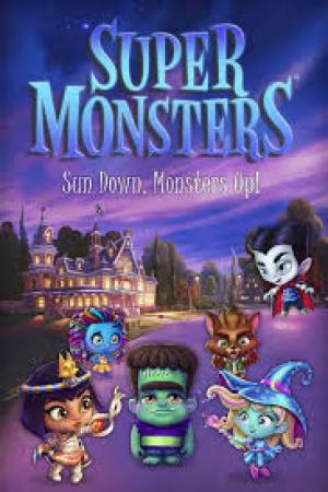 Hội Siêu Quái Vật 2 Super Monsters 2.Diễn Viên: Elyse Maloway,Erin Matthews,Vincent Tong
