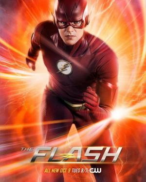 Người Hùng Tia Chớp Phần 5 The Flash Season 5