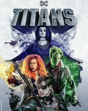 Biệt Đội Titans Titans Season 1.Diễn Viên: Lindsey Gort,Minka Kelly,Teagan Croft,Anna Diop