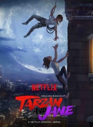Cuộc Phiêu Lưu Của Tarzan Và Jane - Tarzan And Jane Season 2