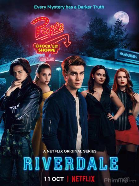 Thị Trấn Riverdale Phần 3 Riverdale Season 3.Diễn Viên: Lili Reinhart,Camila Mendes,Cole Sprouse