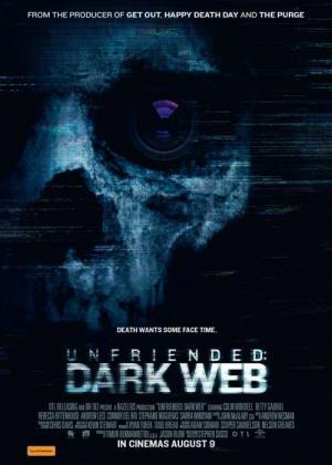 Hủy Kết Bạn 2: Web Ngầm Unfriended 2: Dark Web.Diễn Viên: Colin Woodell,Betty Gabriel,Chelsea Alden,Alexander Ward