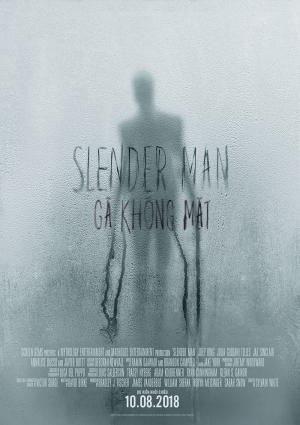 Gã Không Mặt - Slender Man Thuyết Minh (2018)