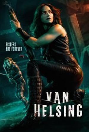 Khắc Tinh Ma Cà Rồng Phần 3 - Van Helsing Season 3