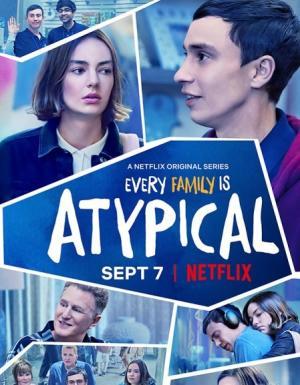 Lập Dị Phần 2 Atypical Season 2.Diễn Viên: Keir Gilchrist,Michael Rapaport,Jennifer Jason Leigh,Brigette Lundy