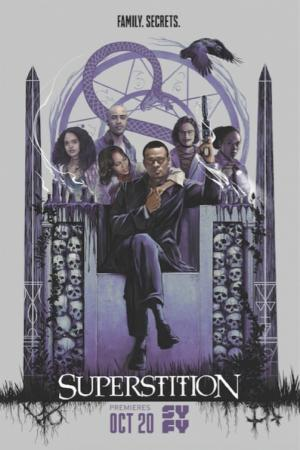 Mê Tín Superstition First Season.Diễn Viên: Mario Van Peebles,Joel Anderson Thompson