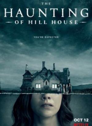 Ngôi Nhà Trên Đồi Ma Ám The Haunting Of Hill House.Diễn Viên: Carla Gugino,Michiel Huisman,Mckenna Grace,Henry Thomas