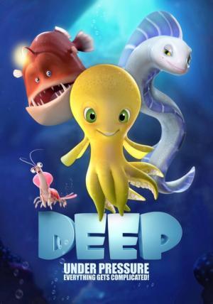 Biệt Đội Biển Xanh Deep.Diễn Viên: Jeff Bennett,Jess Harnell,Phil Lamarr,Bob Bergen,Dave Fennoy