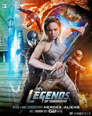 Huyền Thoại Của Ngày Mai Phần 4 - Legend Of Tomorrow Season 4