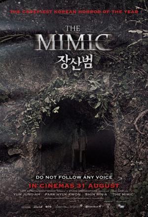 Kẻ Bắt Chước - The Mimic