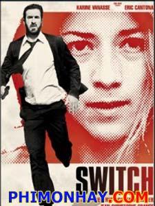 Đặc Vụ Paris Switch.Diễn Viên: Karine Vanasse,Eric Cantona And Mehdi Nebbou