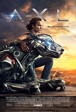 Chú Chó Robot A-X-L.Diễn Viên: Alex Neustaedter,Becky G,Alex Macnicoll