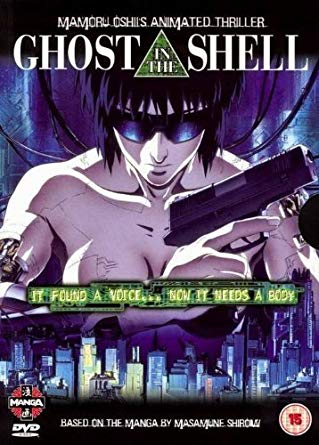 Ghost In The Shell Hồn Ma Vô Tội