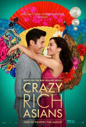 Con Nhà Siêu Giàu Châu Á Crazy Rich Asians.Diễn Viên: Michelle Yeoh,Constance Wu,Henry Golding
