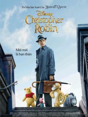 Hành Trình Gấu Pooh - Christopher Robin