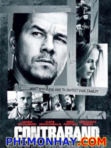 Phi Vụ Ngầm Contraband.Diễn Viên: Mark Wahlberg,Giovanni Ribisi And Kate Beckinsale