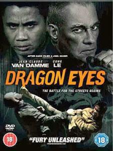 Mắt Rồng Dragon Eyes.Diễn Viên: Jean,Claude Van Damme,Lê Cùng Người Mỹ Gốc Việt,Là Võ Sư Tại Mỹ