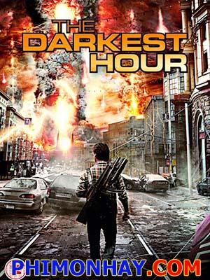 Giờ Đen Tối The Darkest Hour.Diễn Viên: Emile Hirsch,Olivia Thirlby,Max Minghella
