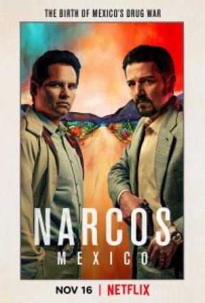 Trùm Ma Túy Mexico Phần 1 Narcos: Mexico Season 1.Diễn Viên: Carlo Bernard,Chris Brancato,Doug Miro