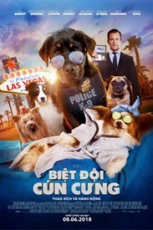 Biệt Đội Cún Cưng Show Dogs.Diễn Viên: Will Arnett,Natasha Lyonne,Alan Cumming