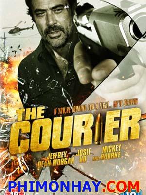 Người Đưa Tin The Courier.Diễn Viên: Mickey Rourke,Jeffrey Dean Morgan And Til Schweiger