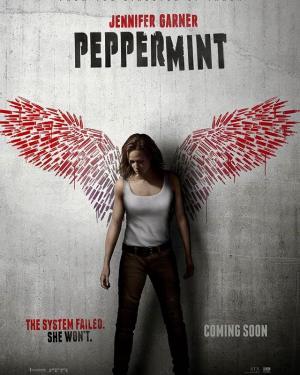 Thiên Thần Công Lý - Peppermint