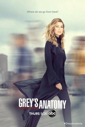Ca Phẫu Thuật Của Grey Phàn 16 - Greys Anatomy Season 16