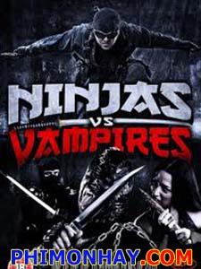 Ninja Diệt Ma Cà Rồng - Ninjas Vs Vampires