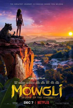 Huyền Thoại Rừng Xanh Mowgli: Legend Of The Jungle.Diễn Viên: Cate Blanchett,Christian Bale,Andy Serkis,Naomie Harris