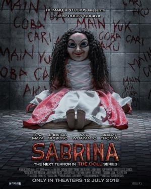 Búp Bê Sabrina Sabrina.Diễn Viên: Luna Maya,Sara Wijayanto,Christian Sugiono,Jeremy Thomas