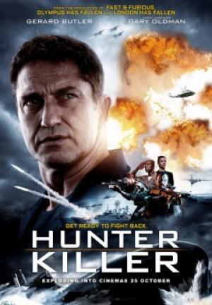 Mật Vụ Giải Cứu - Hunter Killer