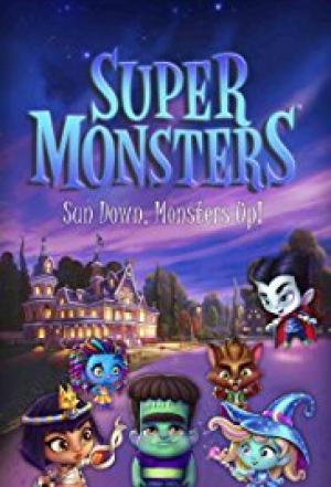 Hội Quái Siêu Cấp: Ngôi Sao Ước Super Monsters And The Wish Star.Diễn Viên: Andrea Libman,Erin Mathews,Vincent Tong