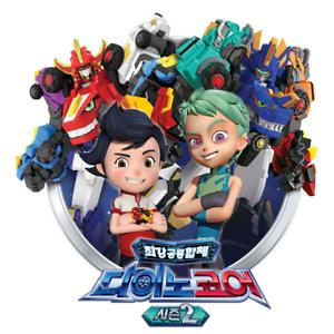 Robot Khủng Long Phần 2 Dino Core Season 2.Diễn Viên: Jp Karliak,Pierce Gagnon,Alex Cazares