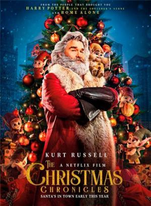 Biên Niên Sử Giáng Sinh The Christmas Chronicles.Diễn Viên: Judah Lewis,Oliver Hudson,Darby Camp