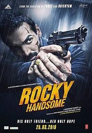 Chú Đẹp Trai Rocky Handsome.Diễn Viên: John Abraham,Sharad Kelkar,Shruti Haasan,Nishikant Kamat,Nathalia Kaur