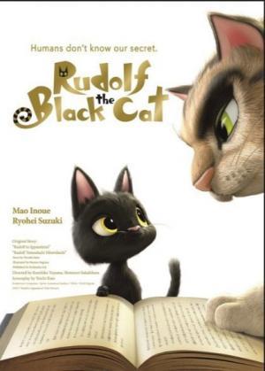 Chú Mèo Đi Lạc - Rudolf The Black Cat