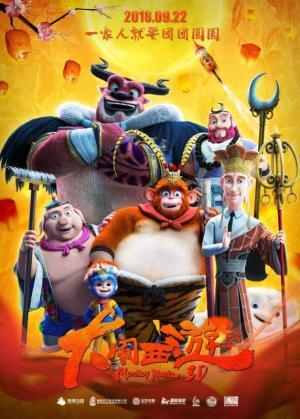 Đại Náo Tây Du - Monkey Magic