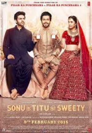 Ngã Ba Tình Sonu Ke Titu Ki Sweety.Diễn Viên: Kartik Aaryan,Nushrat Bharucha,Sunny Singh Nijjar