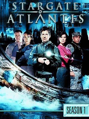 Trận Chiến Xuyên Vũ Trụ Phần 1 Stargate: Atlantis Season 1