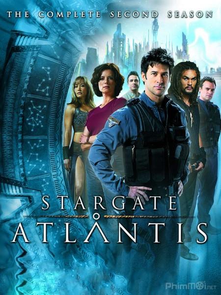 Trận Chiến Xuyên Vũ Trụ Phần 2 - Stargate: Atlantis Season 2