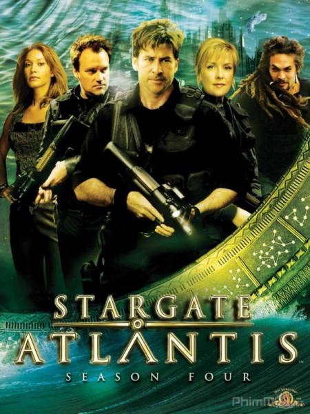 Trận Chiến Xuyên Vũ Trụ Phần 4 Stargate: Atlantis Season 4.Diễn Viên: Caitriona Balfe,Sam Heughan,Tobias Menzies,Duncan Lacroix