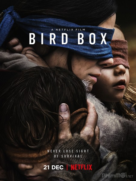 Lồng Chim Bird Box.Diễn Viên: Judy Greer,Haluk Bilginer,Jamie Lee Curtis,Andi Matichak,James Jude Courtney,Nick Castle