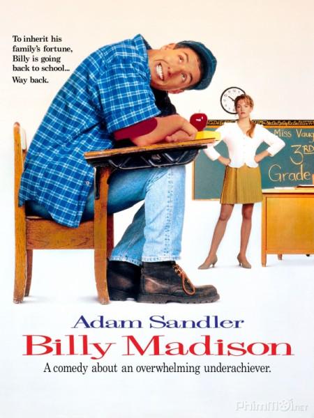 Trở Lại Trường Học - Billy Madison Việt Sub (1995)