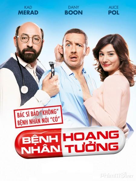 Bệnh Nhân Hoang Tưởng - Supercondriaque Việt Sub (2014)